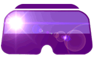 Purple VR Logo